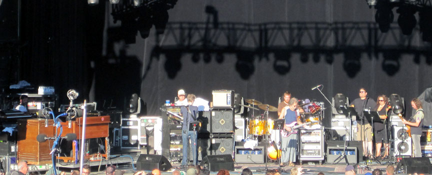 Furthur at the LC - 2010