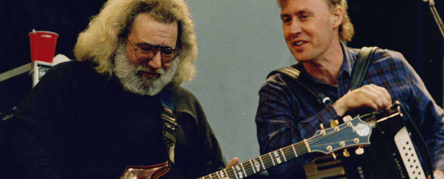 Jerry and Bruce